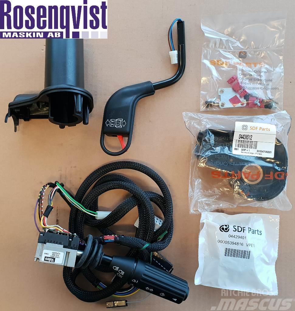 Deutz-Fahr Turn signal kit 04436521.4, 04419670.4, 04438653