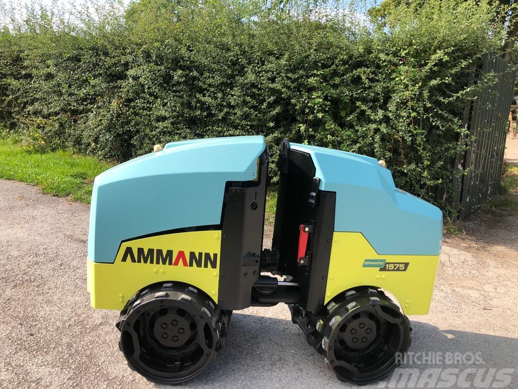 ammann rammer 1575 trench roller