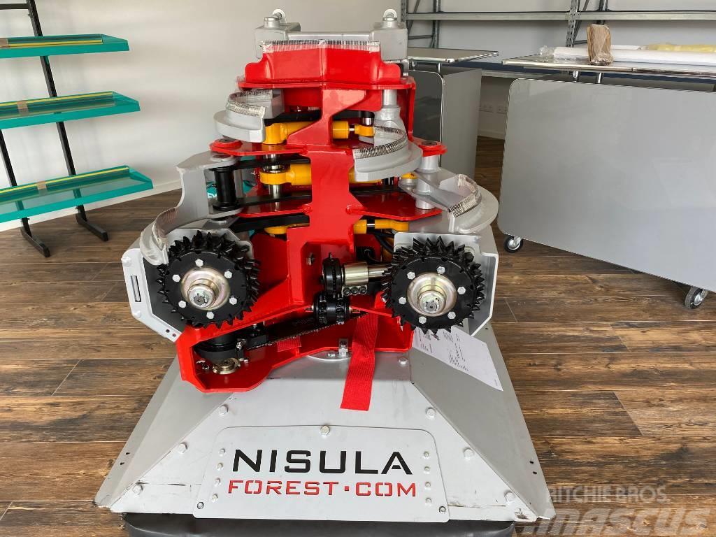 Nisula 425H - Neumaschine