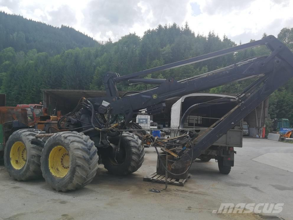 John Deere 1470E Breaking/ Demonteras