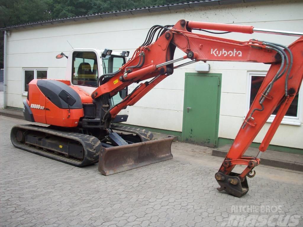 Kubota KX 080-3