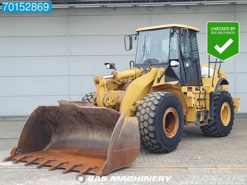 Caterpillar 950H FULL STEERING
