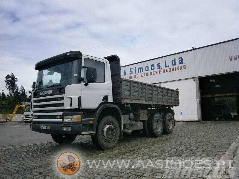 Scania 114 C 340
