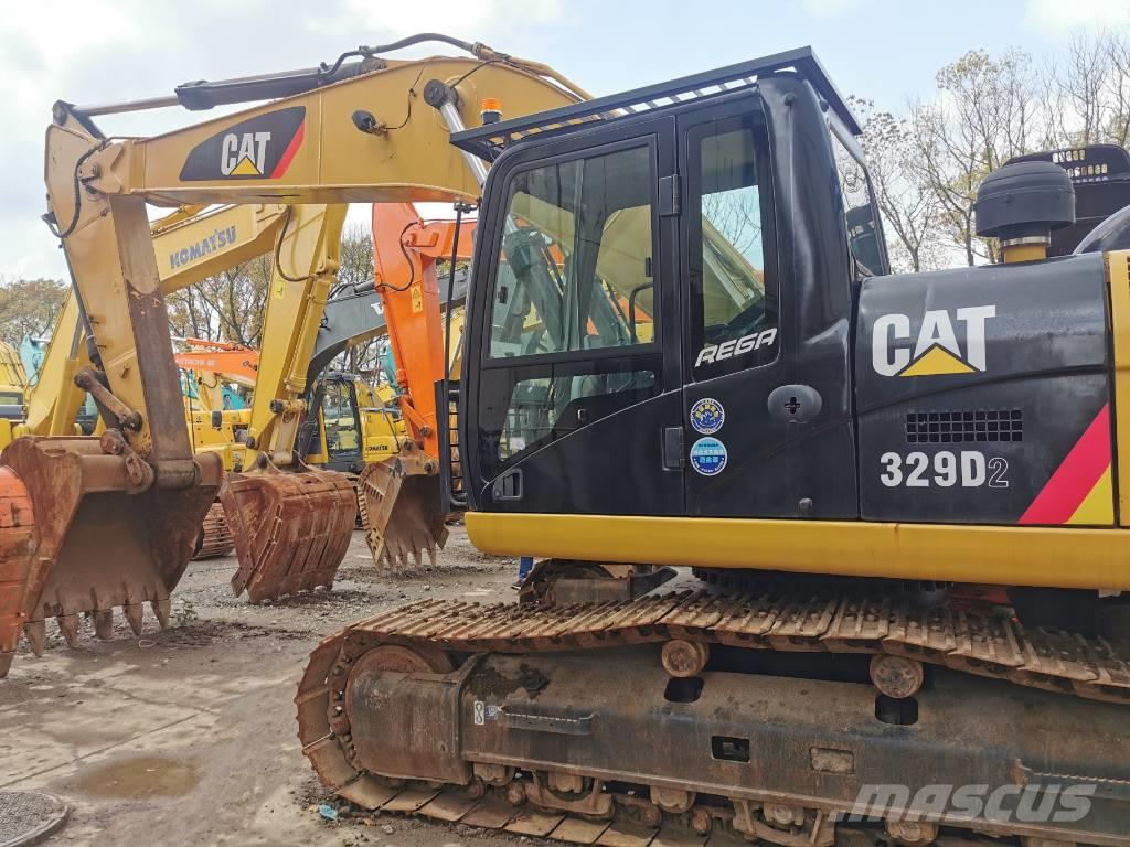 Caterpillar CAT329D