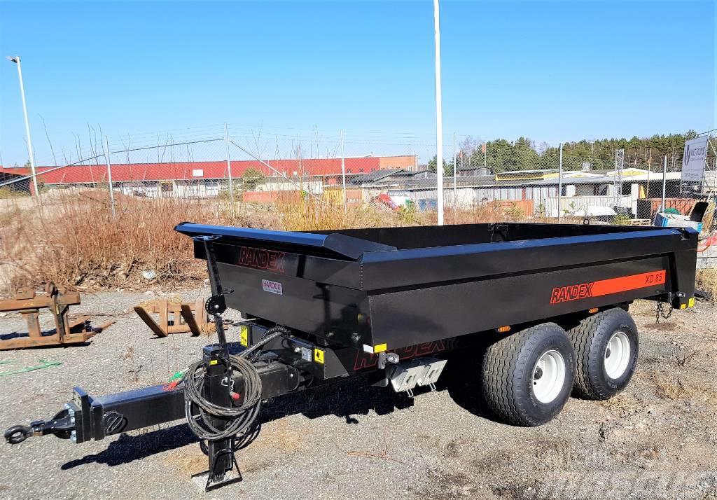 [Other] Randex XD85 Dumpervagn
