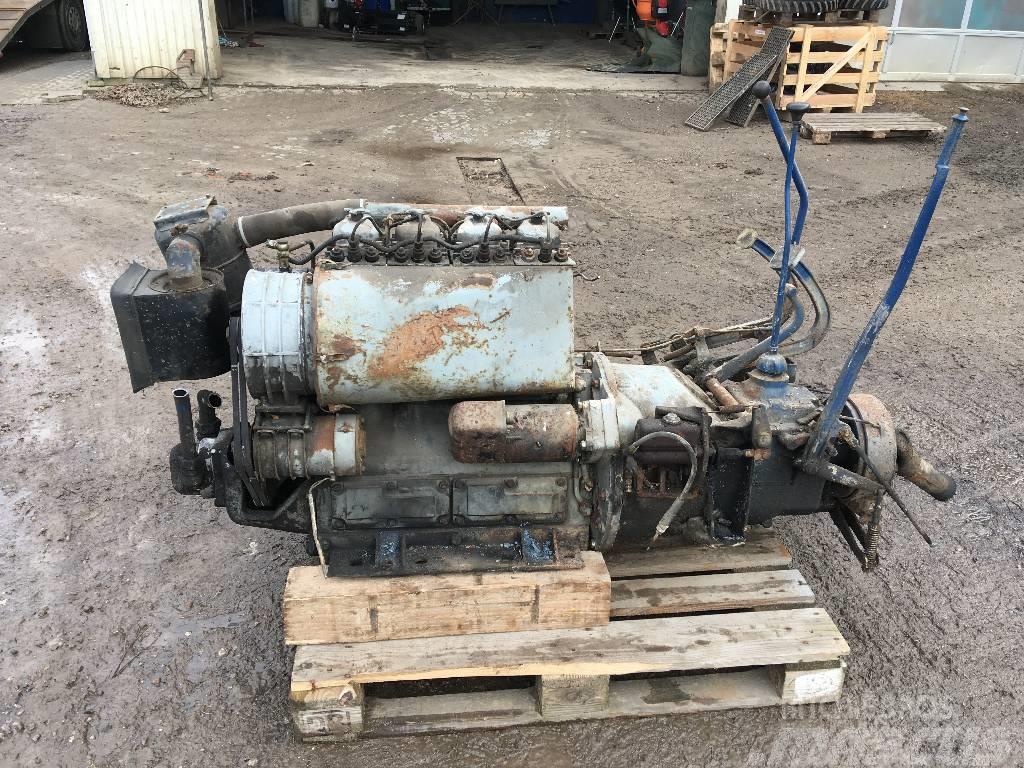 MWM Diesel AKD312V