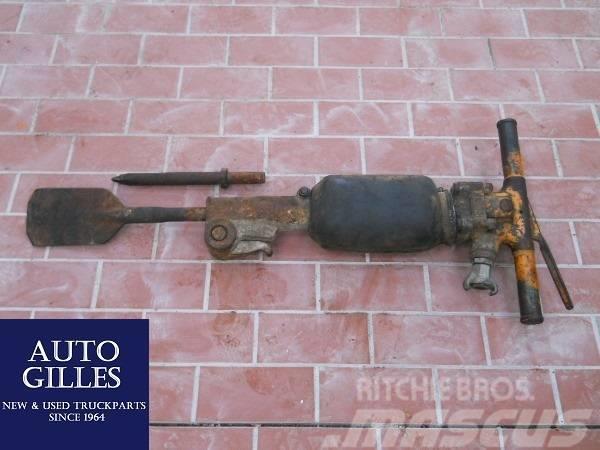 Krupp Preßlufthammer