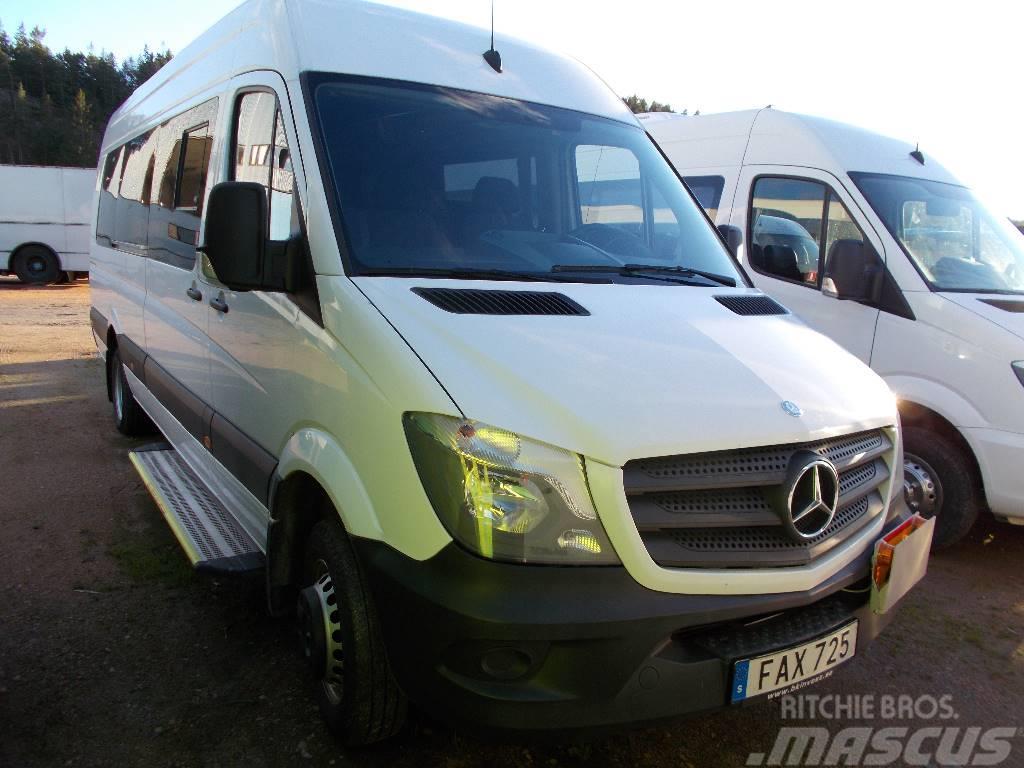 Mercedes-Benz Sprinter Buss 516  20 pass -14