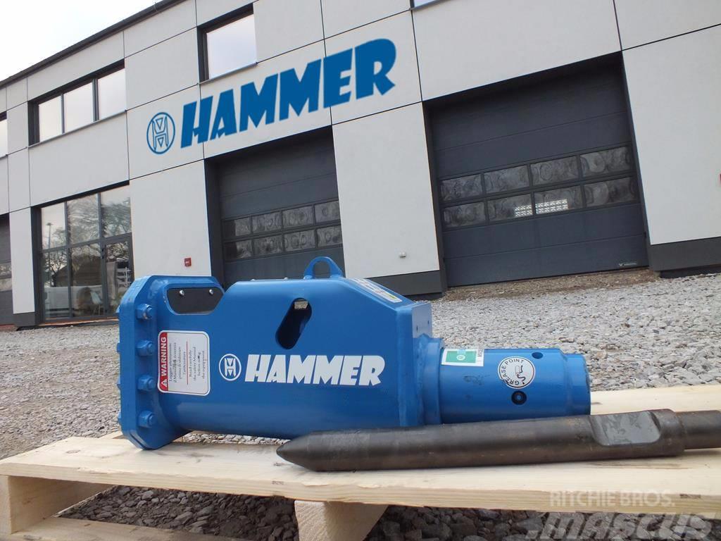 Hammer SB 300 Hydraulic breaker 320kg