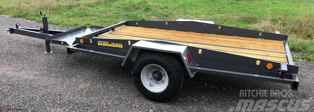 [Other] VM-kärra Maskintransport 4 ton Svensktillverkad