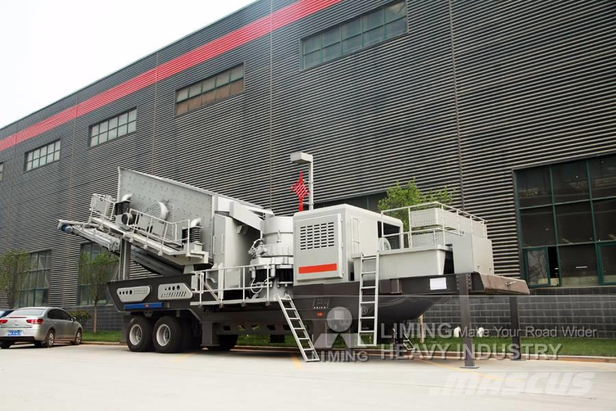 Liming Secondary Cone Crusher + Screen