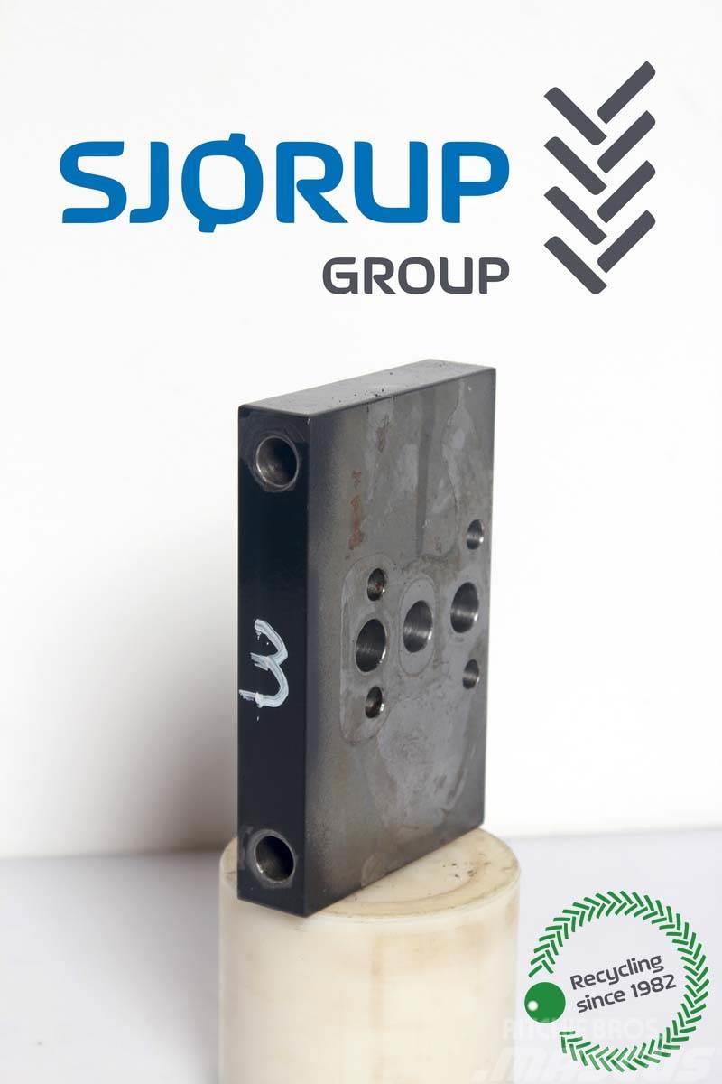 Valtra 6550 Remote control valve