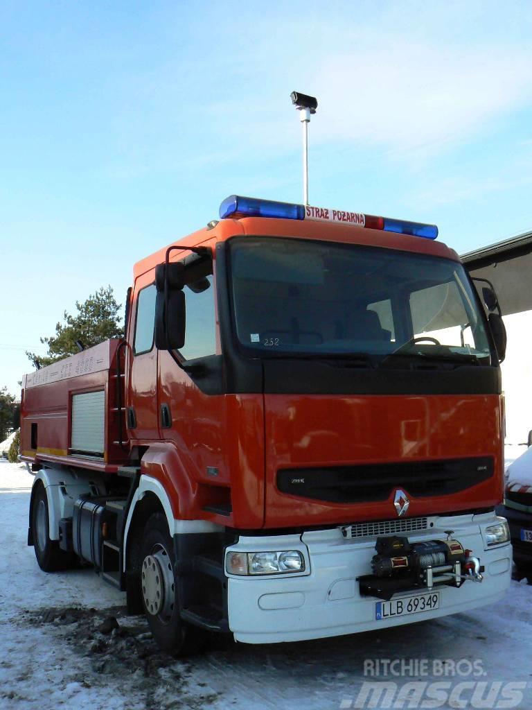 Renault Premium Pożarniczy