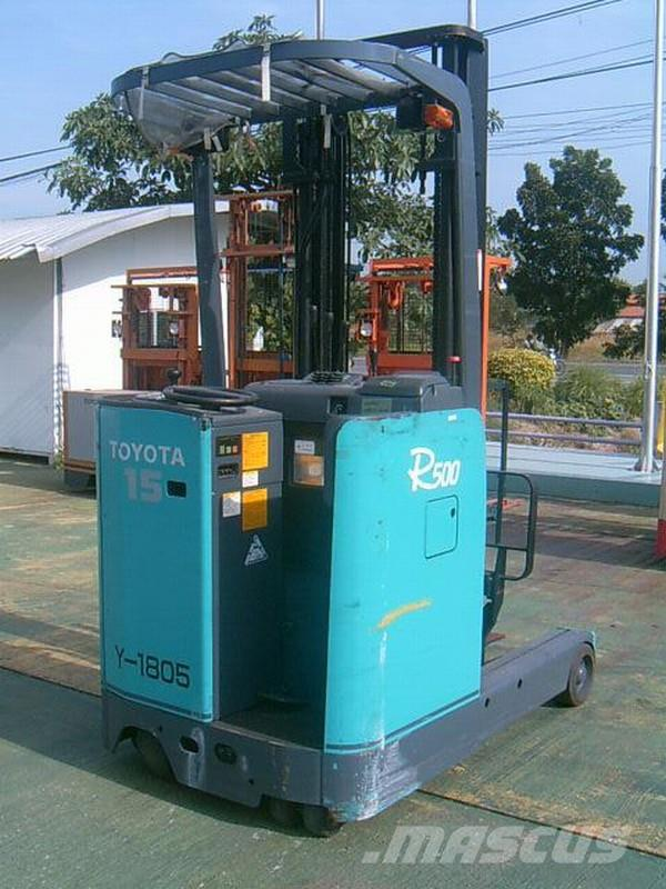 Used Toyota 6fbrs15 Self Propelled Stackers Year 1999 For Sale Mascus Usa
