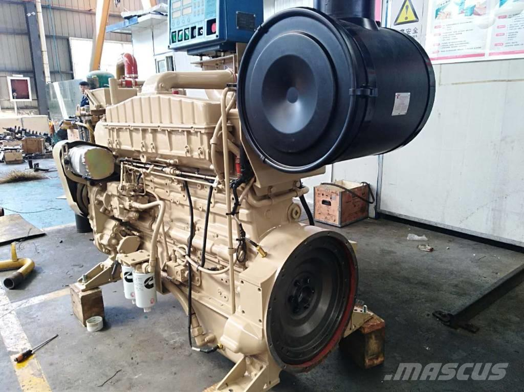 Cummins 300hp marine engine
