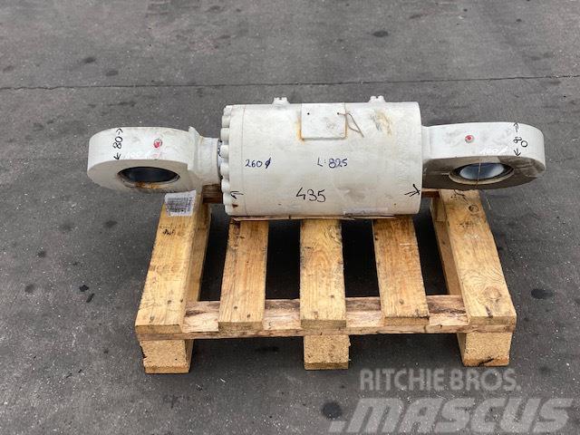 Bauer siłownik hydrauliczny