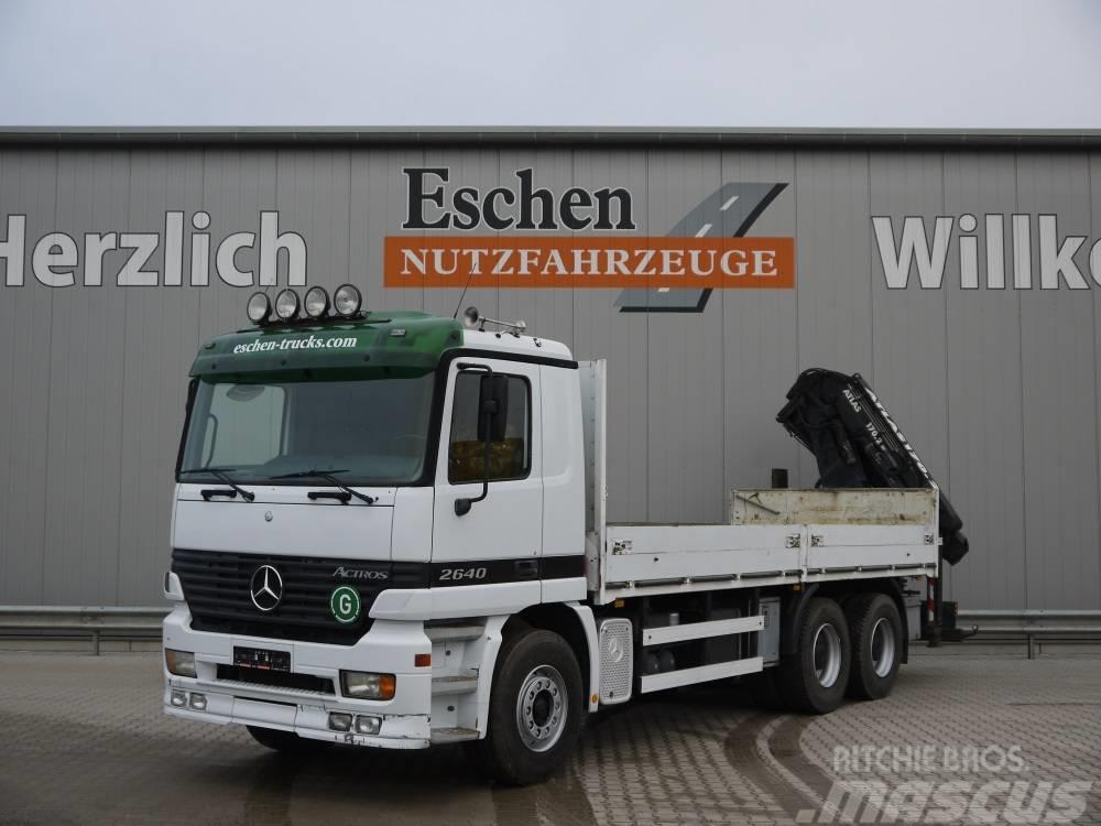 Mercedes-Benz 2640 / 6x4, Obj.-Nr.: 0584/17