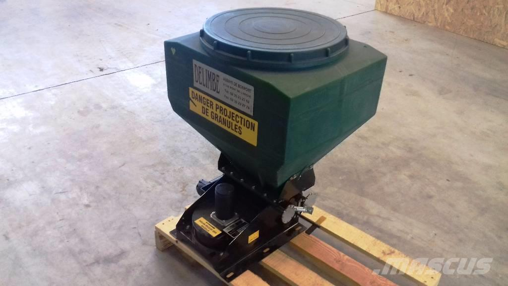 Delimbe MICROGRANULATOR T15, 2017, Drills