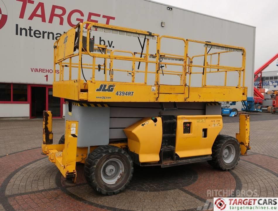 JLG 4394RT Diesel 4x4 Scissor Work LIft 1511cm