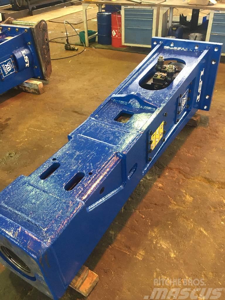 LST XB 4100 Hydraulikhammer