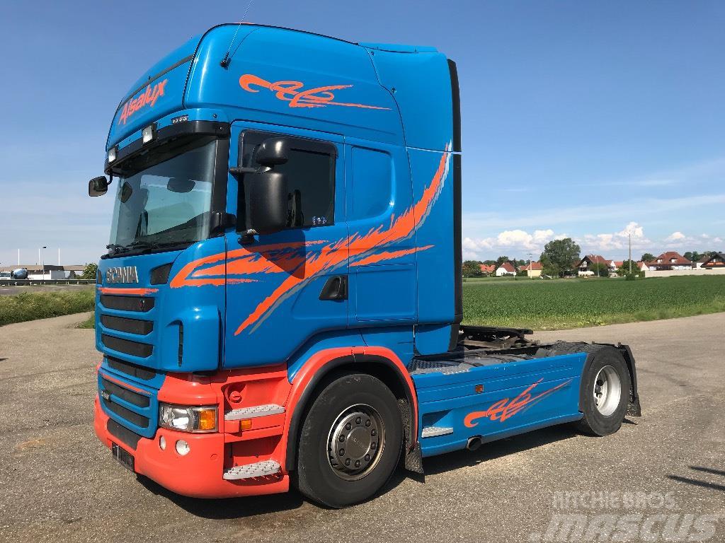 Scania R 440 TOPLINE
