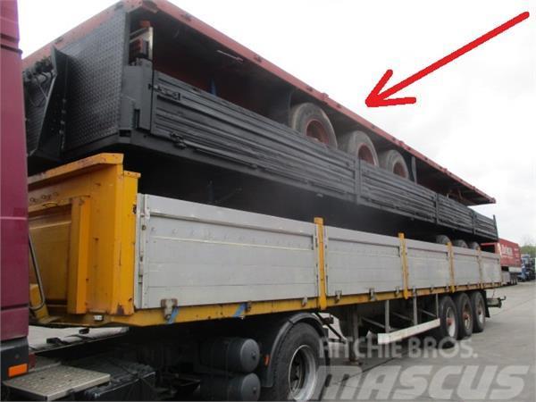 Schmitz Cargobull FULL STEEL SUSPENSION
