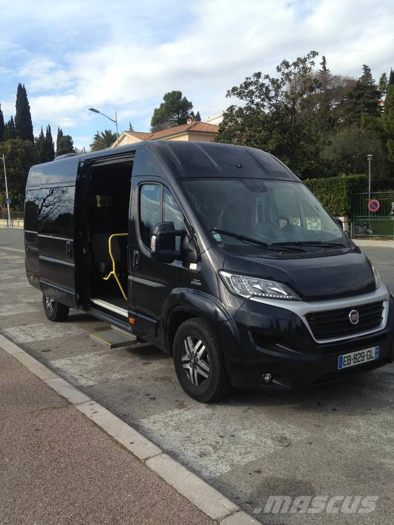 fiat ducato preis baujahr 2016 minibusse. Black Bedroom Furniture Sets. Home Design Ideas