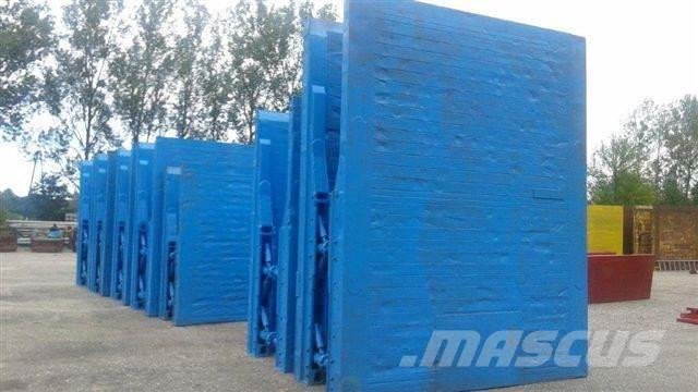 KRINGS, E+S ,Trench shoring boxes, VERBAUBOXEN, sz, 2000, Other