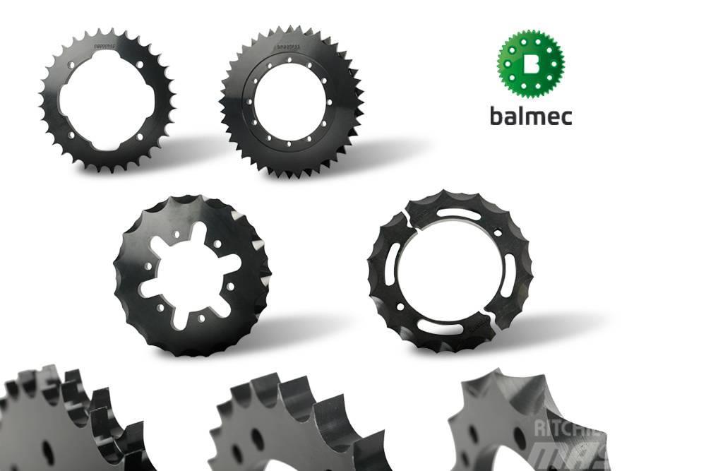 [Other] Balmec lenght measuring wheels John Deere Komatsu