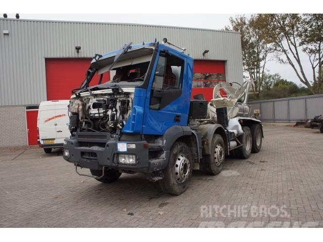 Iveco TRAKKER 410 / AUTOMATIC / 8X4 / EURO4 / 2007