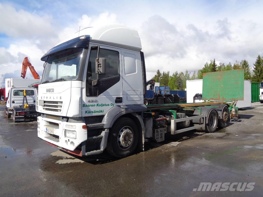 Iveco Stralis AS 260S48 Y/FP