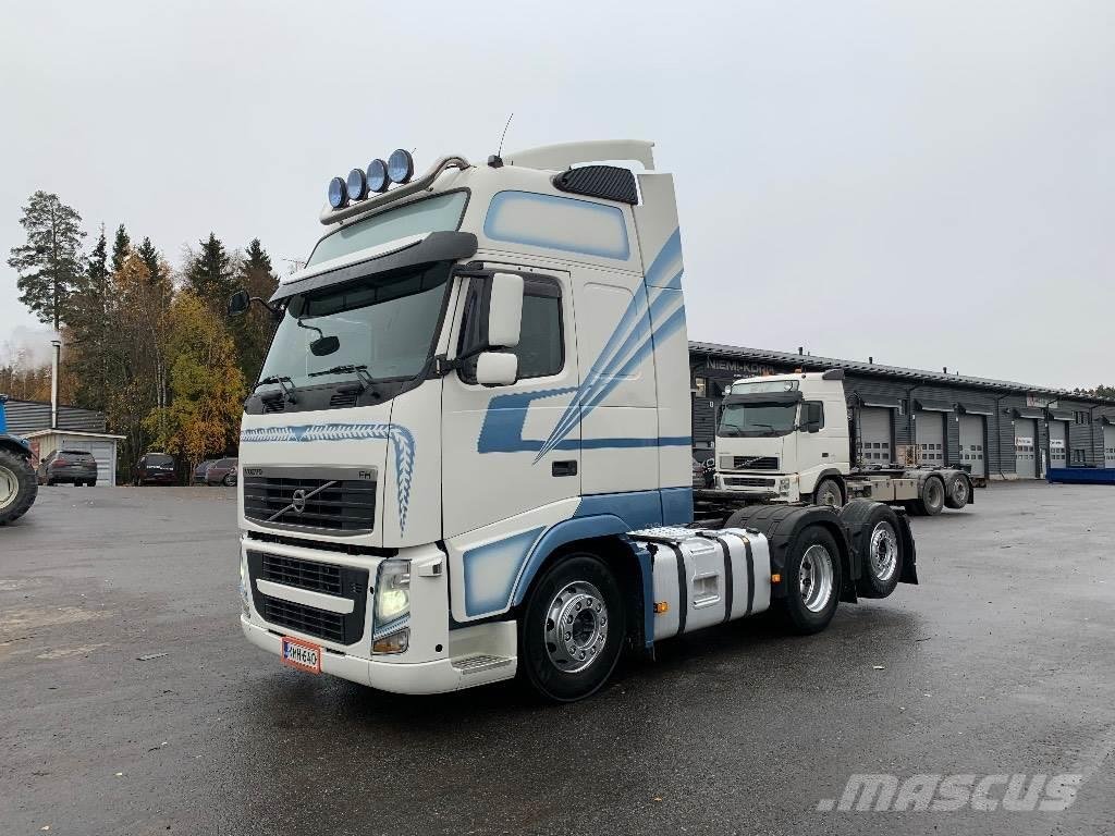 Volvo FH13 550 6X2