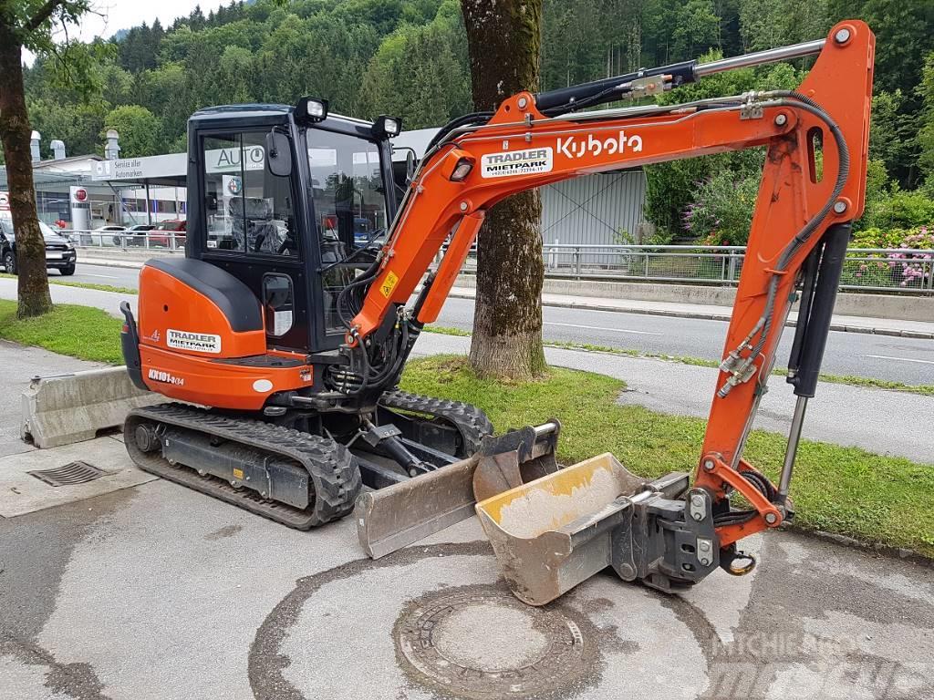 Kubota KX 101-3M4 GL HI