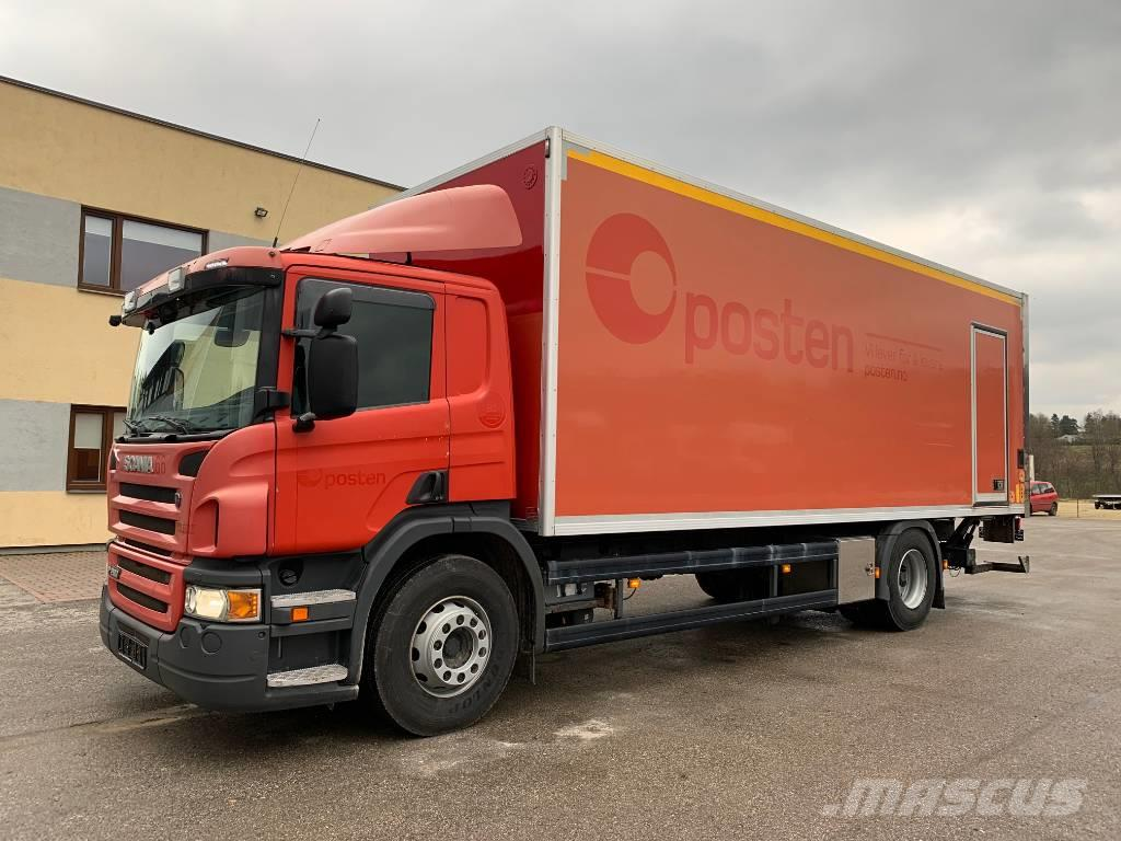 Scania P280 4x2+OPTICRUISE+FULL AIR
