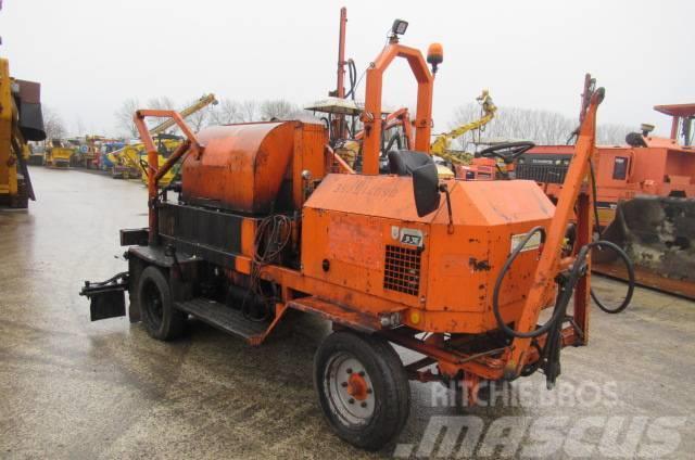 Strassmayr S30-1200-G-VHY Bitumen Sprayer