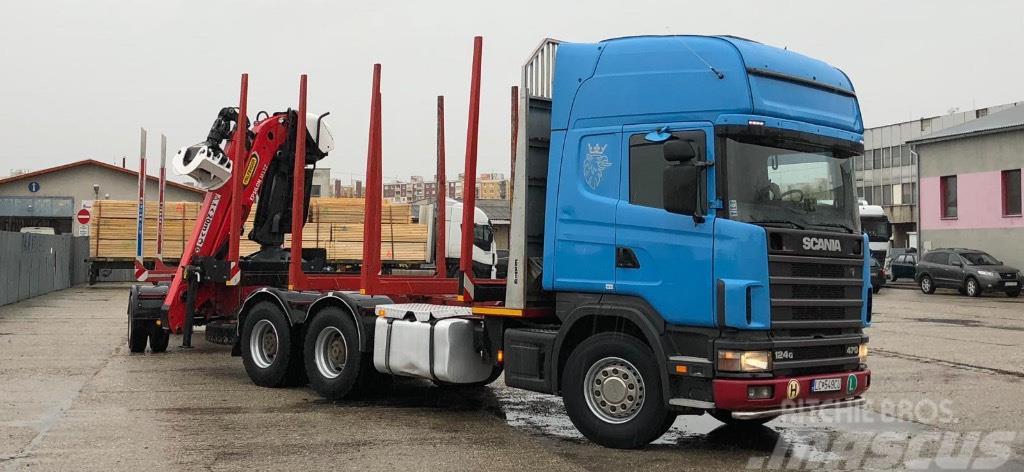 Scania L124 / 470