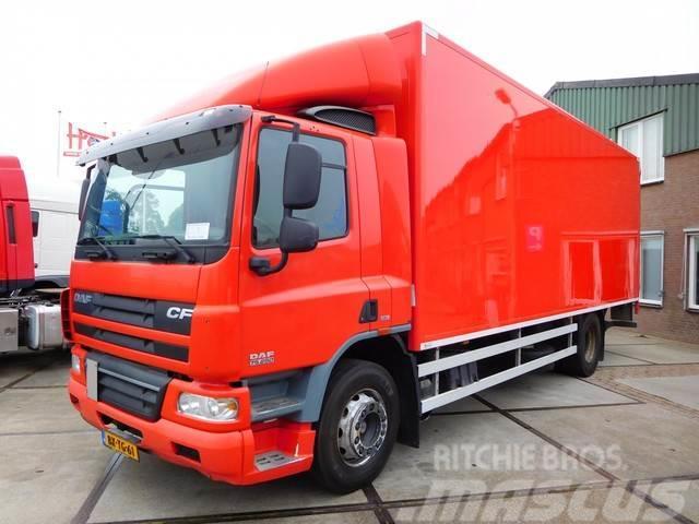 DAF FA CF 75.250 / EURO 5 EEV / AUTOMAAT / LOAD LIFT /