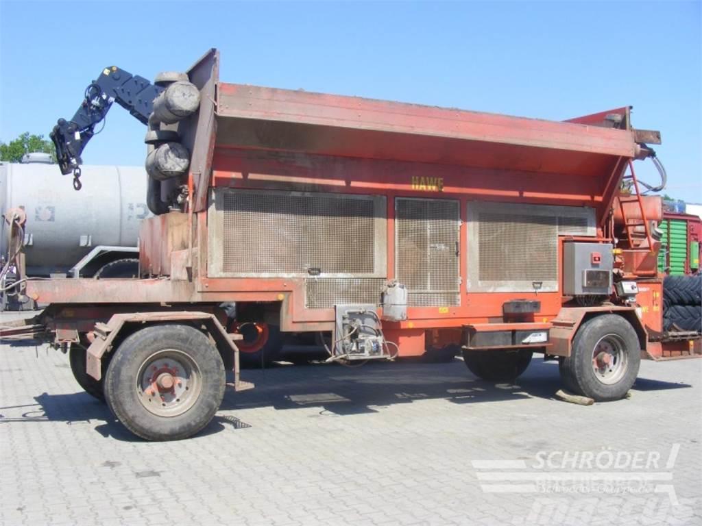 Hawe MDS 600 SL Maismühle