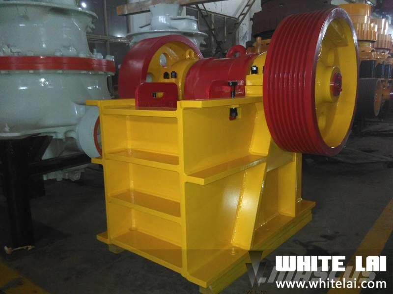 White Lai PE400X600 JAW MACHINE