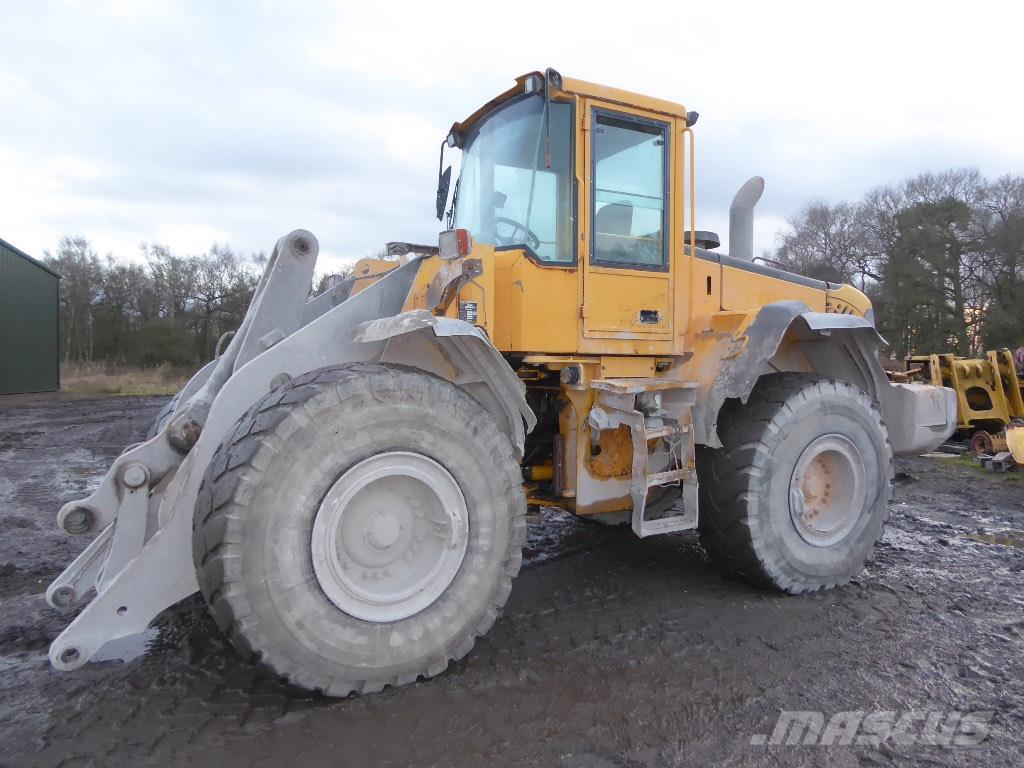 Volvo L 120E Parts Only