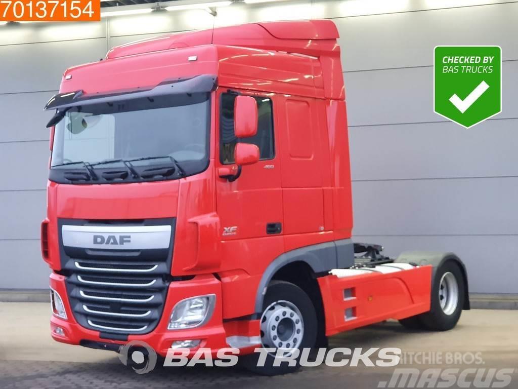 DAF XF 460 4X2 SC ACC Euro 6