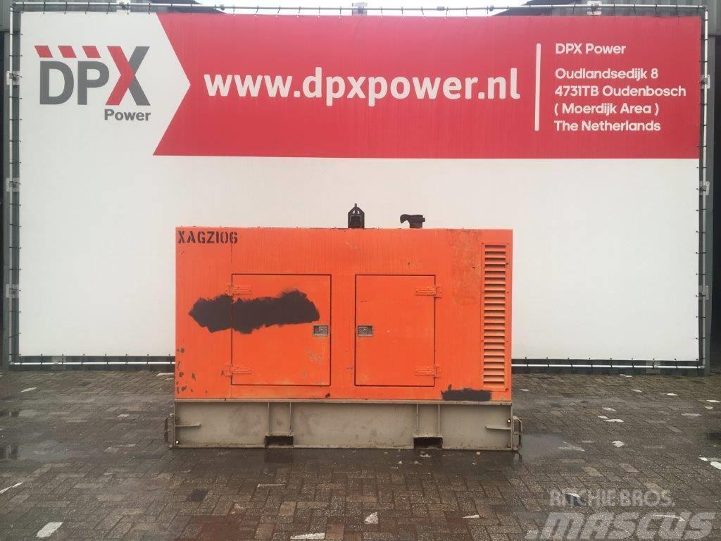 Iveco 8061 - 60 kVA Generator - DPX-10966