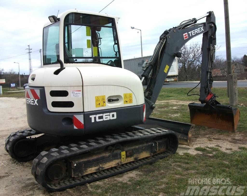 Terex TC 60