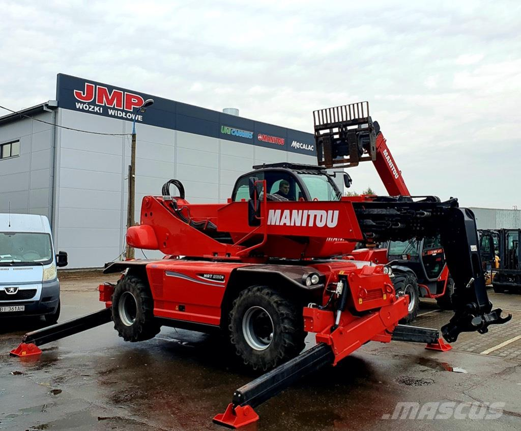 Manitou MRT 2150 Plus Privilege