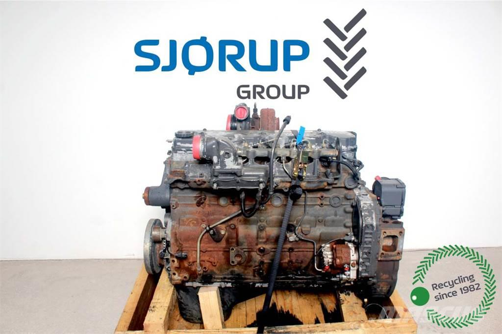 New Holland E265 B Engine