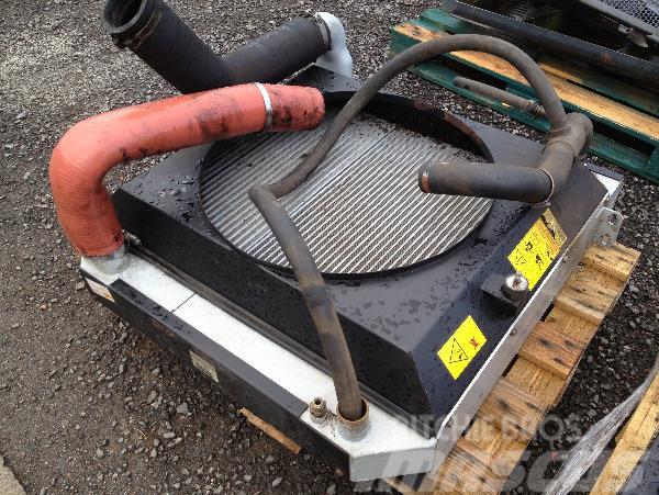 Ponsse Ergo Radiator and oil coolers