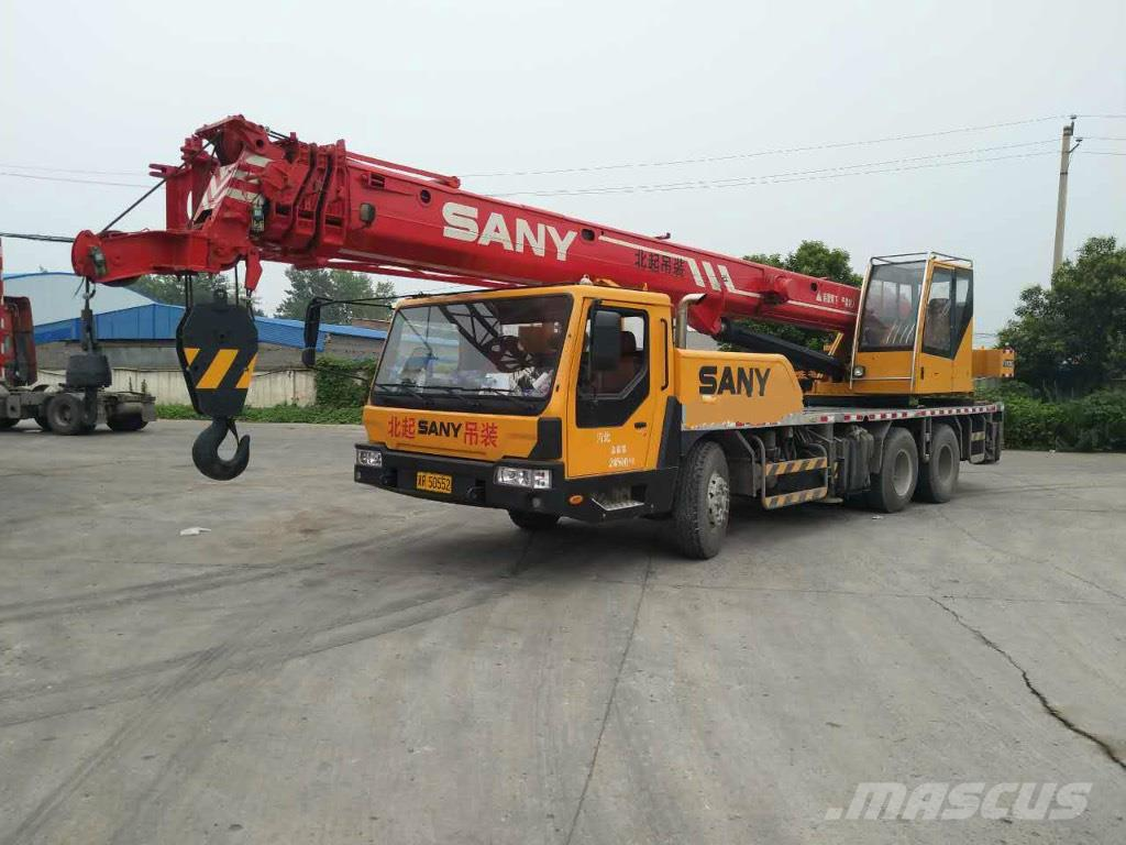 Sany QY 25 C