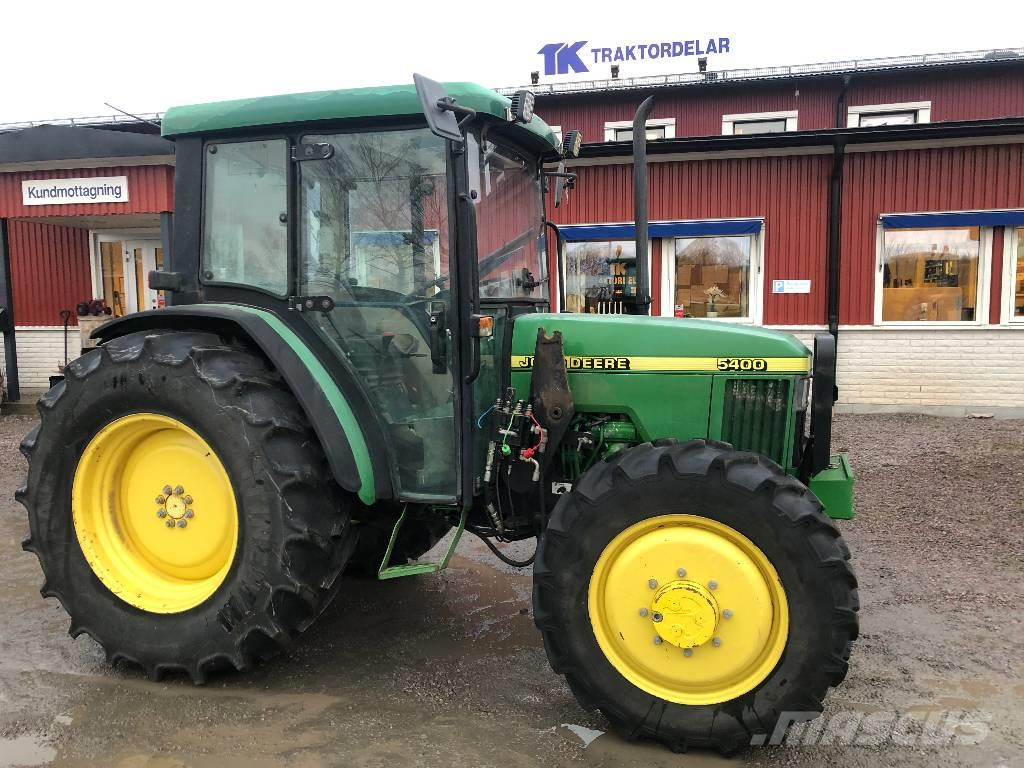 John Deere 5400 Dismantled: only spare parts