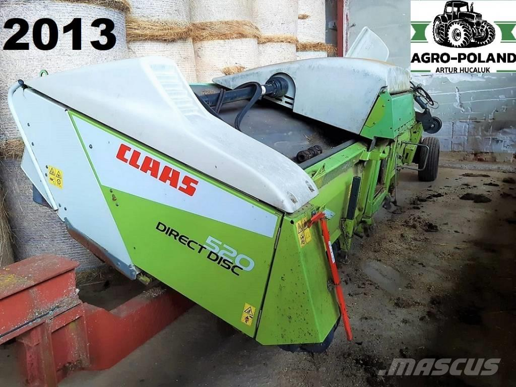 CLAAS DIRECT DISC 520 - 2013 ROK