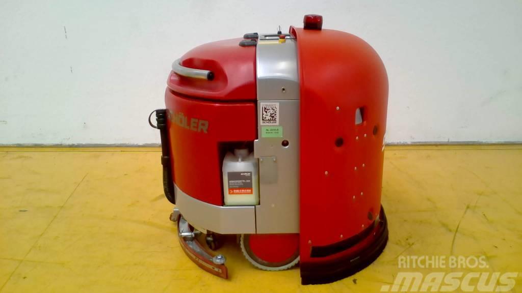 [Other] Cleanfix Reinigungsroboter RA660 NAVI